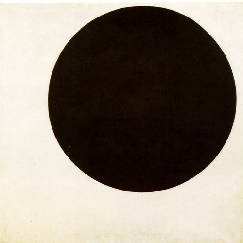 Kazimir Malevich - Black Circle, 1915.