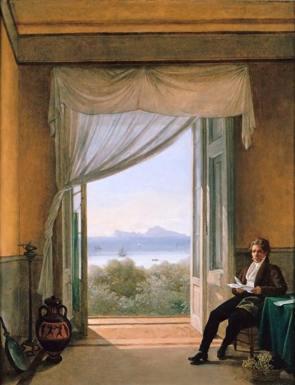 Franz_Ludwig_Catel_-_Schinkel_in_Neapel_(1824)